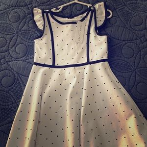 Toddler Janie and Jack Dress size 4T new with tags